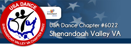 USA Dance (Shenandoah Valley) Chapter #6022